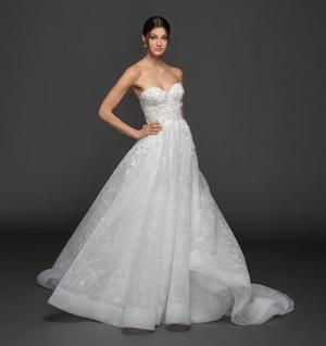 jennifers bridal lazaro trunk show fall 2019